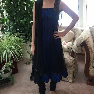 Dresses & Skirts - Indian 3-Piece Suit Churidar